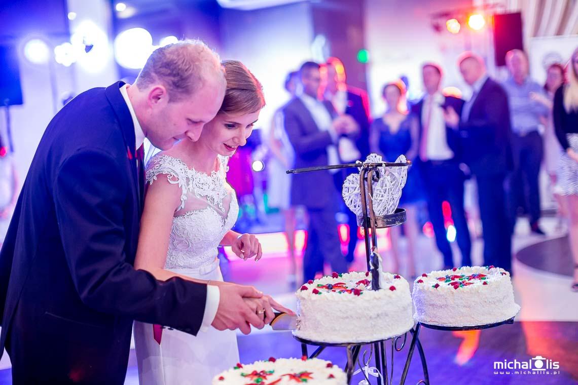 Tort weselnu - Camelia Lubachowy